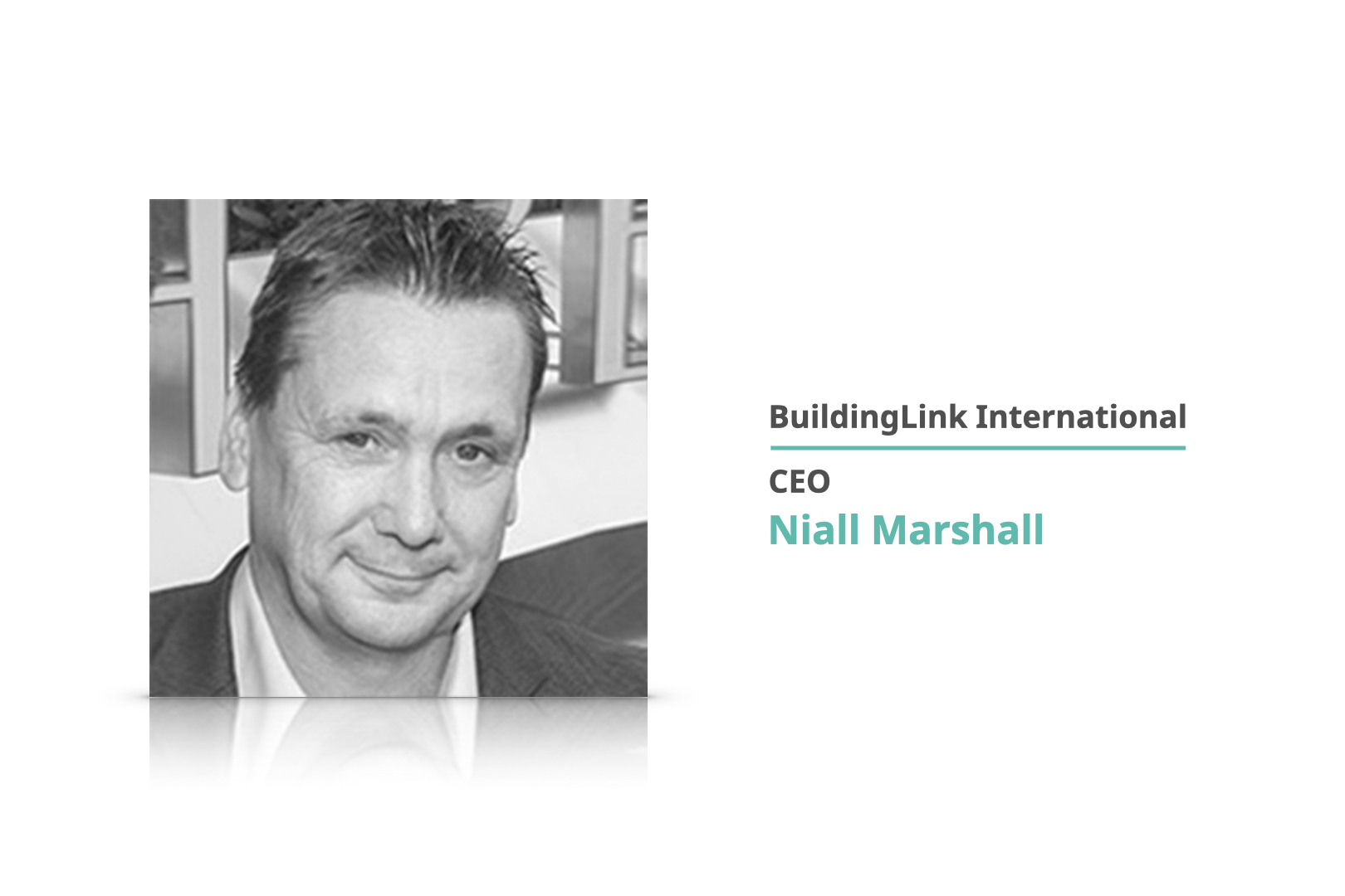 Behind the scenes of BuildingLink International with CEO Niall Marshall