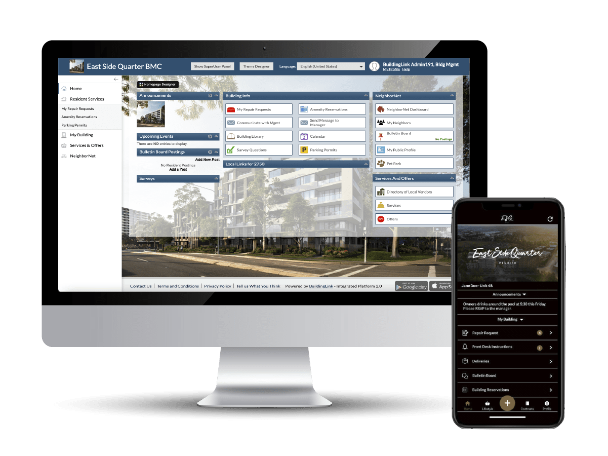 Easy to use Building Management Software for Creating Strong Communities